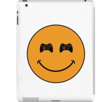smiley game controller iPad Case/Skin