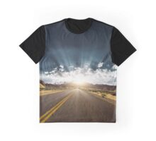 valley of fire road Graphic T-Shirt
