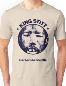 King Stitt : Herbsman Shuffle Album Unisex T-Shirt