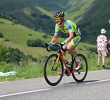 Nicolas Roche - Tour de France 2014 by MelTho