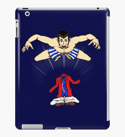 Lupin's Best Skill (Red Version) iPad Case/Skin