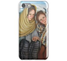 """The Peace that Only Faith Supplies"" iPhone Case/Skin"