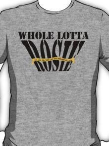 Whole Lotta Rosie- ACDC T-Shirt