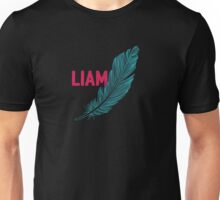 Liam Tattoo - Feather Unisex T-Shirt