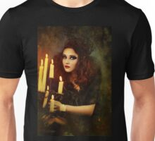 Attractive witch Unisex T-Shirt