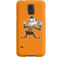 Johnny Manziel Cleveland Browns Elf  Samsung Galaxy Case/Skin