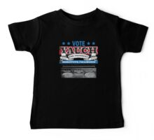 Yauch for President Baby Tee