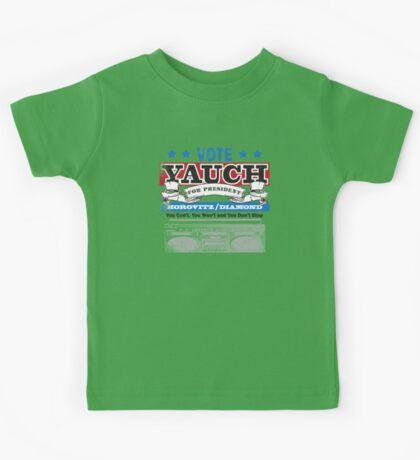 Yauch for President Kids Tee