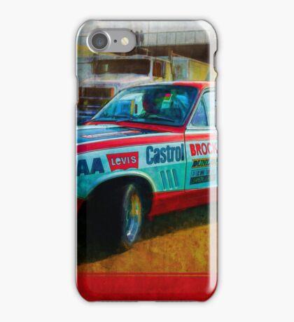 Peter Brock GTR XU1 iPhone Case/Skin