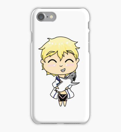 Spirit Penguin iPhone Case/Skin