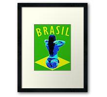 Brasil Bikini  Framed Print