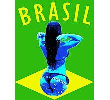 Brasil Bikini  Photographic Print