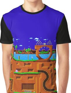 SONIC STAGE Graphic T-Shirt