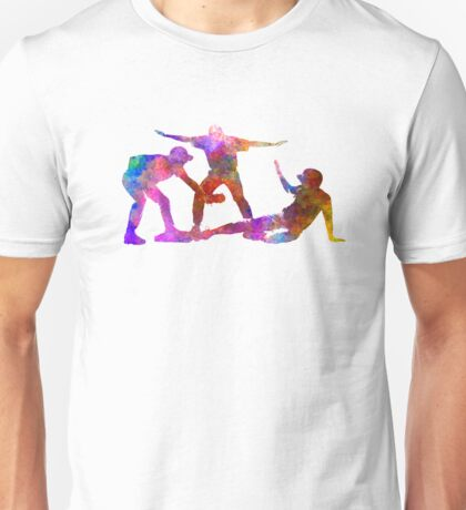 baseball players 03 Unisex T-Shirt