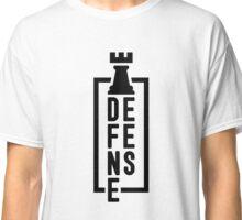 Defense Online Gamer Novelty Design (Overwatch, WOW, LOL) Classic T-Shirt