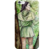 Green-elf of Ossiriand iPhone Case/Skin