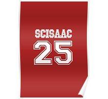 Scissaac 25 Poster