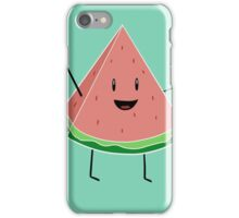 Walter Melon - Cute Salad iPhone Case/Skin