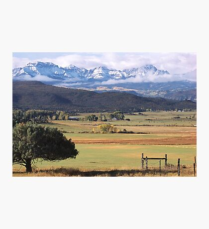 Ouray County Photographic Print
