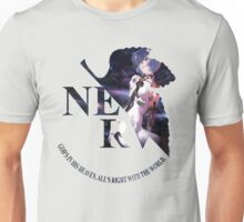 Rei Ayanami Anime Manga Shirt Unisex T-Shirt