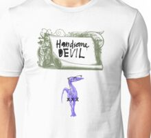 Handsome Devil Unisex T-Shirt