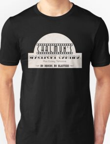 Chalmun's Spaceport Cantina, Mos Eisley v2 Unisex T-Shirt