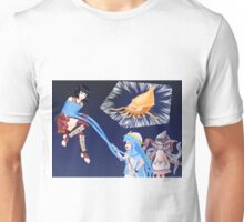 Squid Girl Crossover with RO TKD 3 Unisex T-Shirt