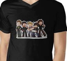 One Direction Mens V-Neck T-Shirt