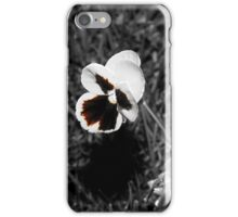 tiny flower iPhone Case/Skin
