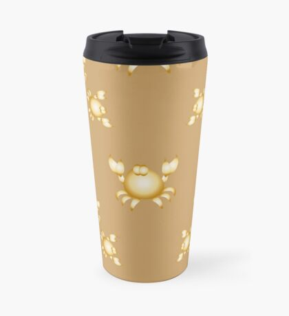 Golden crabs Travel Mug