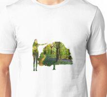 Eco Warrior (Female)  Unisex T-Shirt