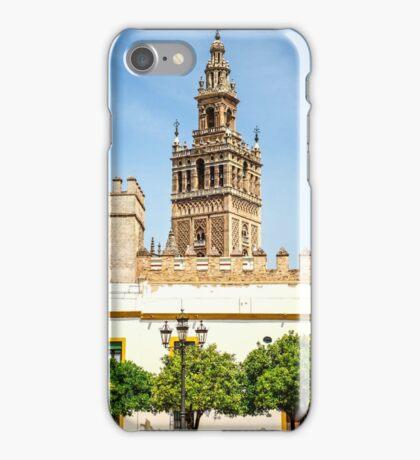 The Giralda of Seville iPhone Case/Skin