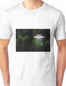 Fountain in Quarry Park, Shrewsbury Unisex T-Shirt