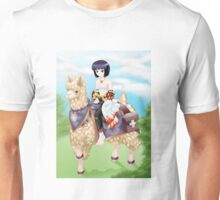 Ragnarok Online: Sura Riding Llama vs2 Unisex T-Shirt
