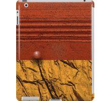 red horizion iPad Case/Skin