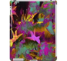 Tropical Colours A Duvet Covers iPad Case/Skin
