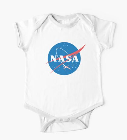 Nasa X Wing Fighter One Piece - Short Sleeve