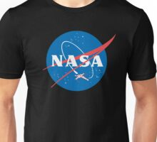 Nasa X Wing Fighter Unisex T-Shirt
