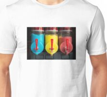 Slush ice Granita making machine Unisex T-Shirt