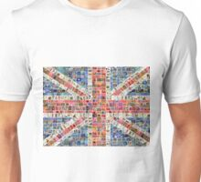 The Union Jack Digital Unisex T-Shirt