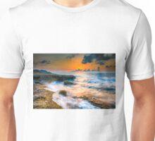 The sunrise at Llop Mari south Unisex T-Shirt