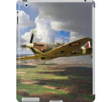 Polish Spitfire iPad Case/Skin