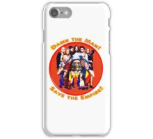 Save the Empire! iPhone Case/Skin