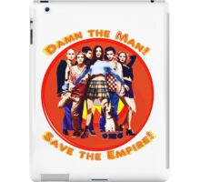 Save the Empire! iPad Case/Skin