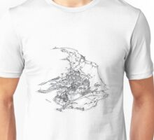Raasay- Exploded Unisex T-Shirt