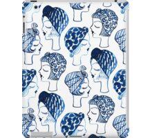 Blue Turban Girls iPad Case/Skin