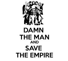 Damn the Man and Save the Empire! by Rachel Flanagan