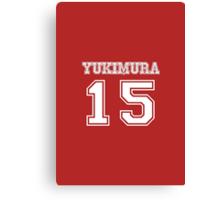 Yukimura 15 Canvas Print