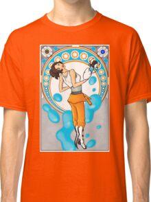 Chell Mucha Mashup Classic T-Shirt