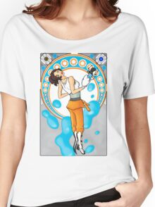 Chell Mucha Mashup Women's Relaxed Fit T-Shirt